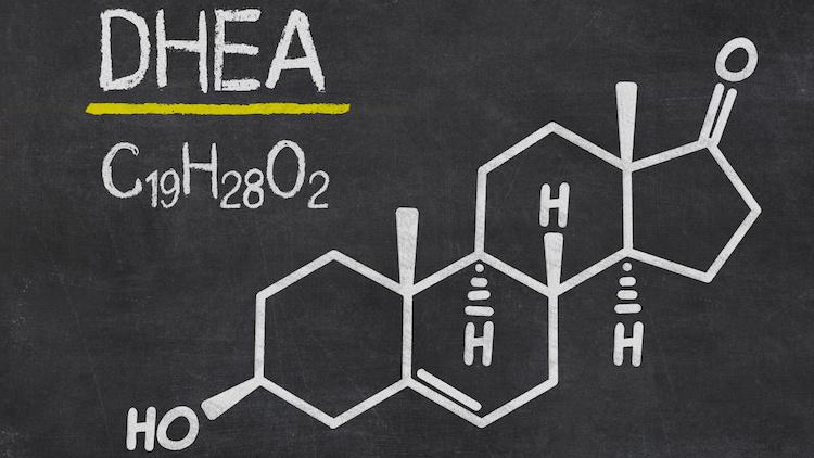 dhea chemical formula