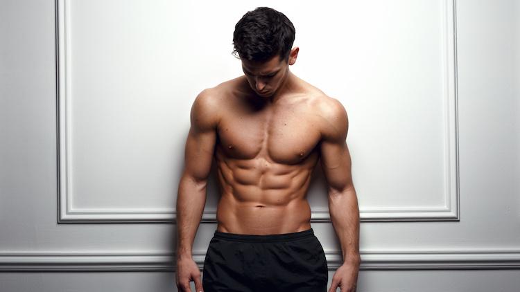 lose chest fat