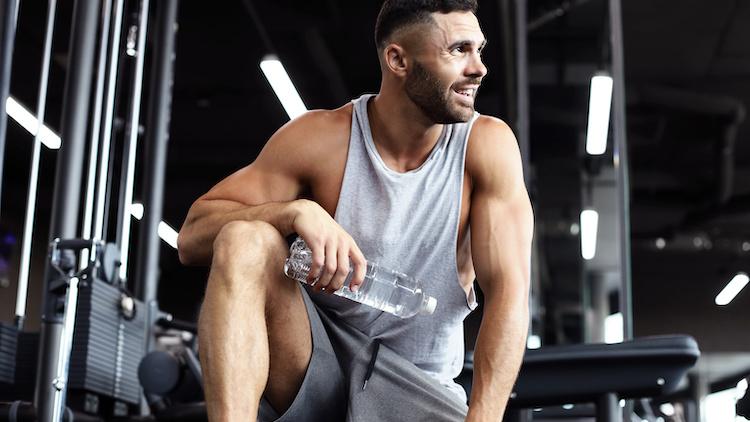 testosterone weight gain